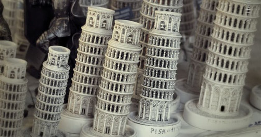 Souvenirs from Pisa|  ©Amber Lowry/Flickr