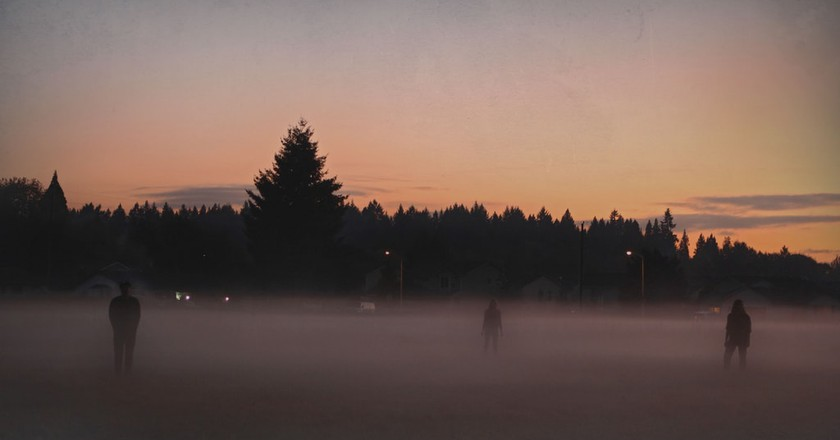 Ghostly spectres | © Artem Popov/Flickr