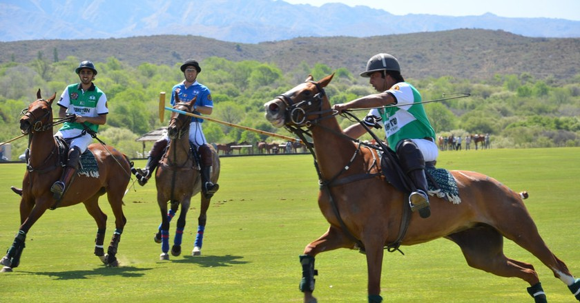 Polo in San Luis, Mexico | © elorenzoni / Flickr