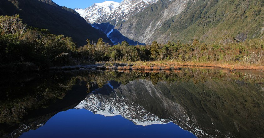 Peters Pool, Westland Tai Poutini National Park | © Department of Conservation/Flickr