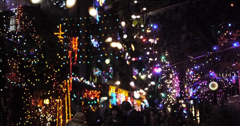 Christmas Lights in Taipei | © Nisa Yeh / Flickr