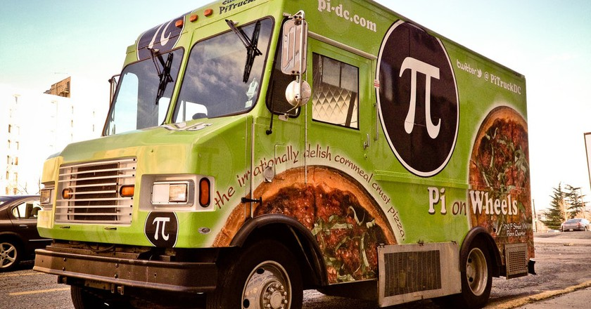 """<a href=""""https://www.flickr.com/photos/ep_jhu/6801151221/"""" target=""""_blank"""" rel=""""noopener"""">Pi on Wheels, one of DC's many food trucks