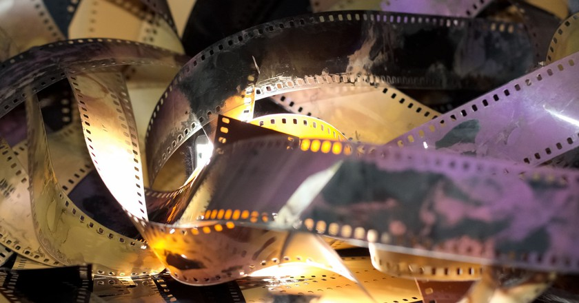 Film reel   © Stefan/Flickr