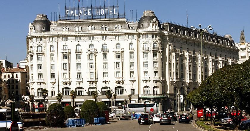 The Westin Palace Hotel|©Jim Anzalone