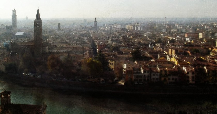 The view over Verona   44353614@N02/flickr
