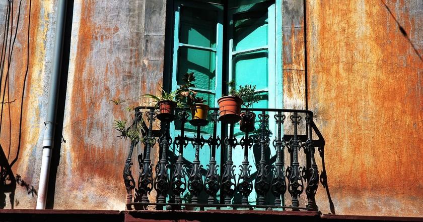 A balcony in the Ruzafa district, Valencia | © Daurmith / Flickr