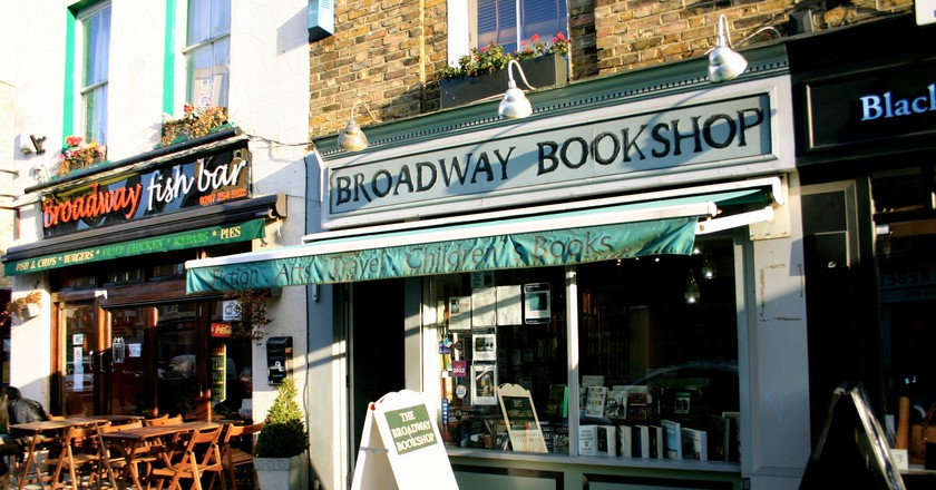 The Best Independent Bookshops in Hackney
