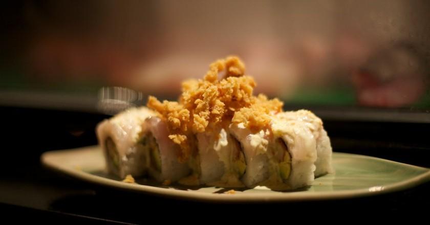 Nikkei Sushi | © Cathrine Lindblom Gunasekara/Flickr