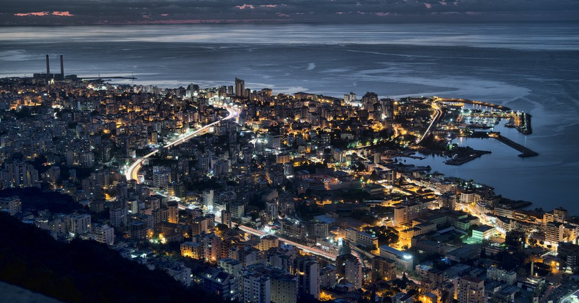 View from Harissa   ©  Ahmad Moussaoui/ Flickr