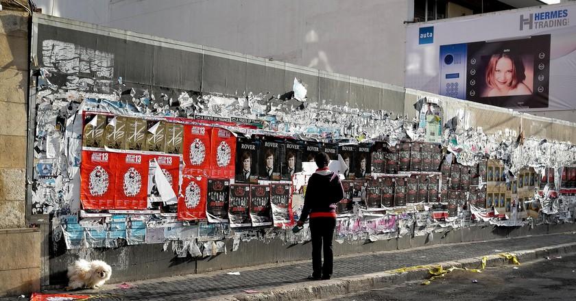 Beirut Street    © Iman Haddad/ Flickr