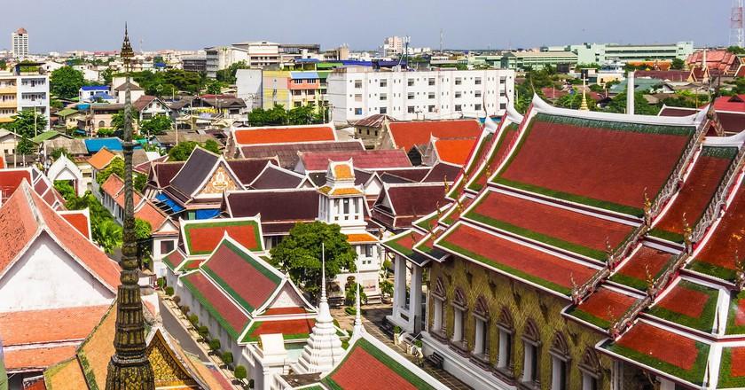 Bangkok from above | © Thangaraj Kumaravel/Flickr
