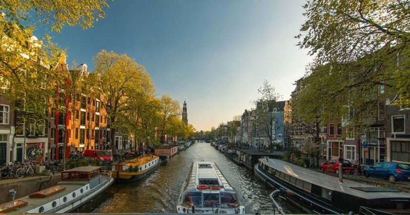 What's on in Amsterdam in January