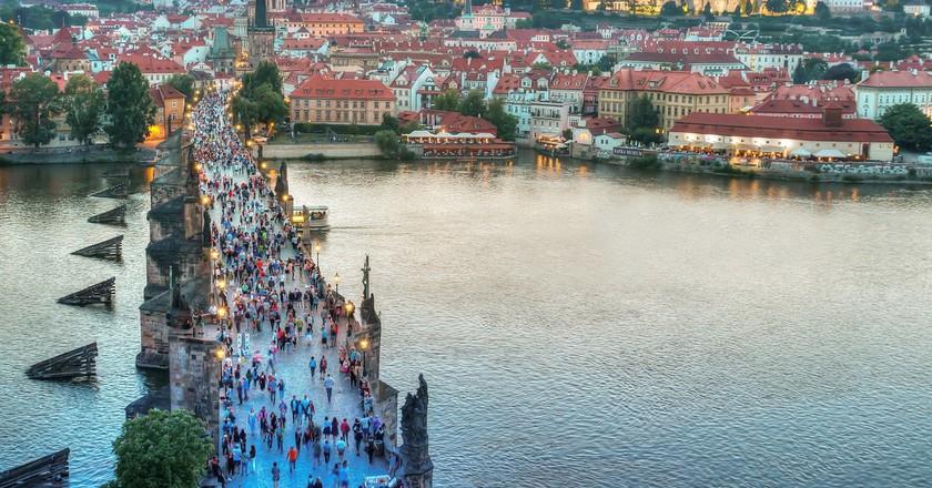 Prague CC0 Pixabay