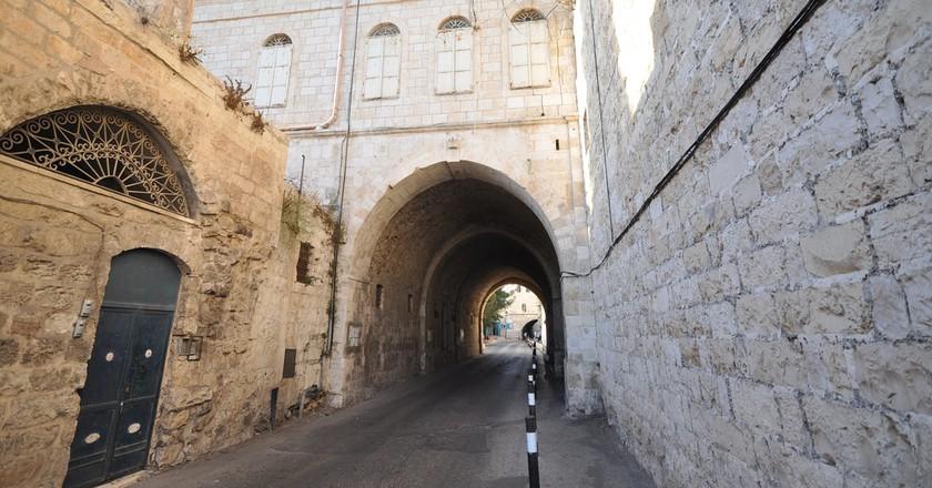 Armenian Quarter, Jerusalem | © Jorge Láscar / Flickr