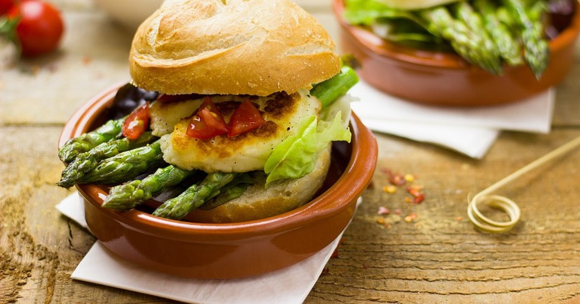 Tired of veggie burgers?   © Einladung_zum_Essen/ Pixabay