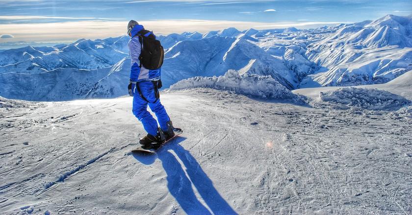 Ski Resort Gudauri    © Baia Dzagnidze