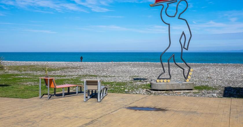 Boulevard in Batumi | © jagermesh / Flickr