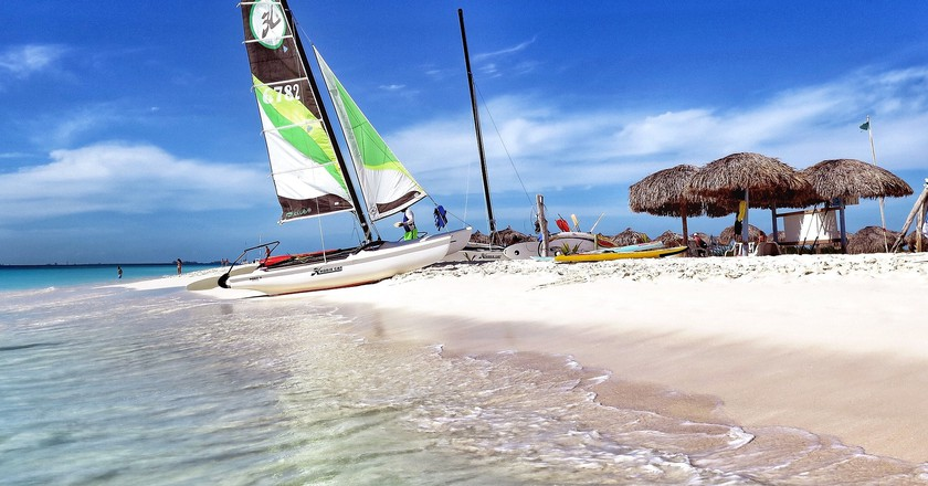 The Caribbean is great for all kinds of watersports © xoracio