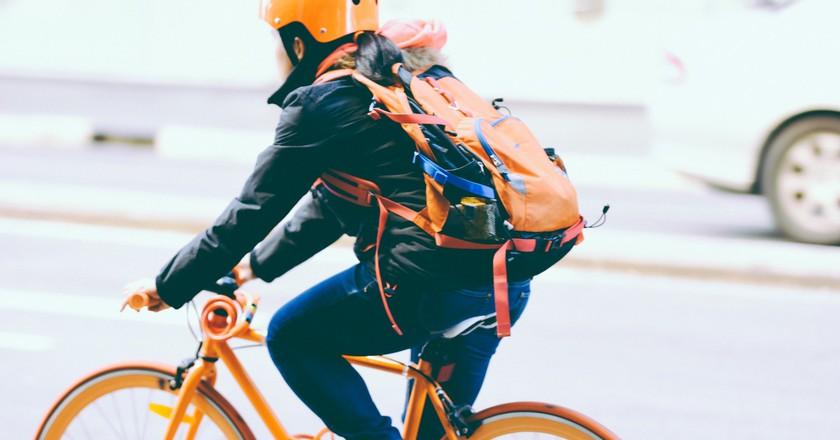 Cyclist   © Pexels/Pixabay