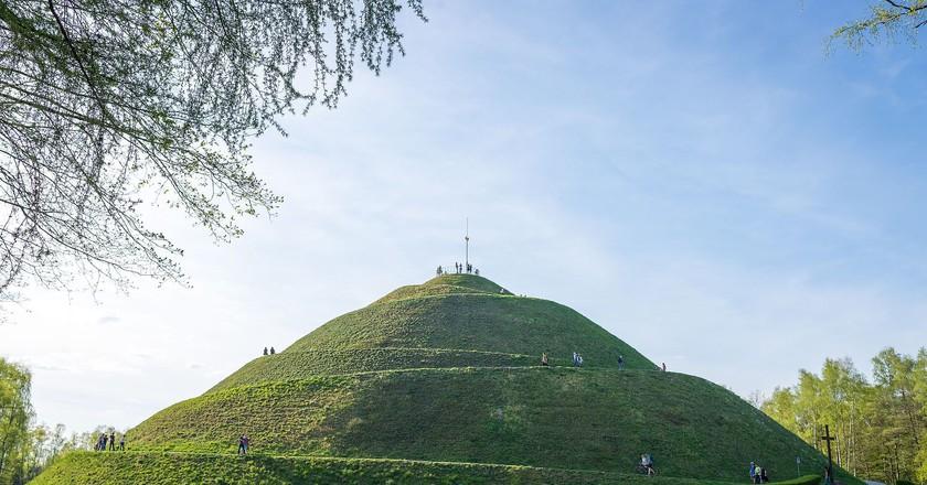 Piłsudski Mound | © Qvidemus/Wikimedia Commons