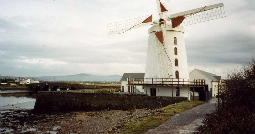 Blennerville Windmill   © Sludge G / Flickr