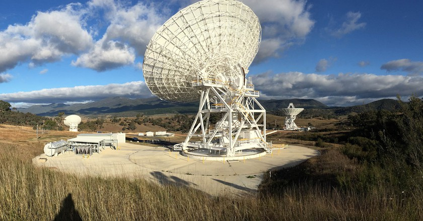 Canberra Deep Space Communication Complex | © NASA