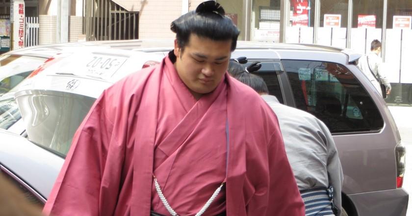 Chiyonokuni Toshiki   © Ogiyoshisan / WikiCommons