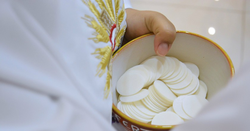 Communion wafers | © lininha_bs / Pixabay