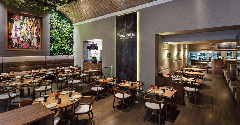 Costes Downtown Restaurant Budapest | Courtesy of Costes Downtown