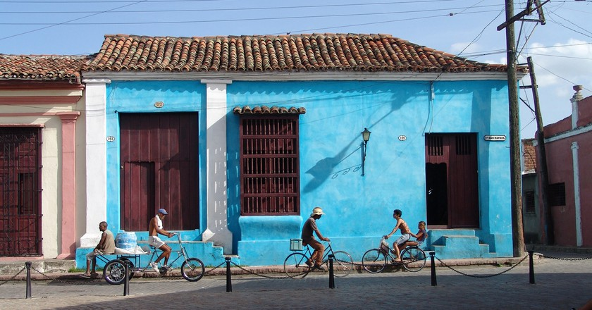 Bikes are a common mode of transport in Cuba | © epsricardo / Pixabay