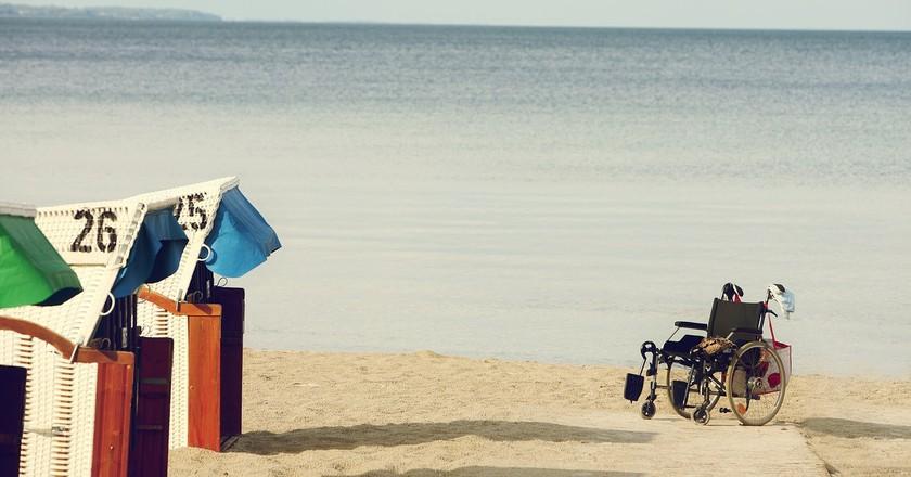 Disability-Friendly Spa | © andreas160578 / Pixabay
