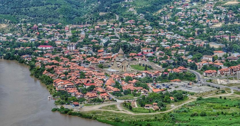 Mtskheta   © Baia Dzagnidze