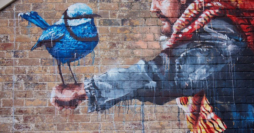 Fintan Magee mural | © JAM Project/Flickr