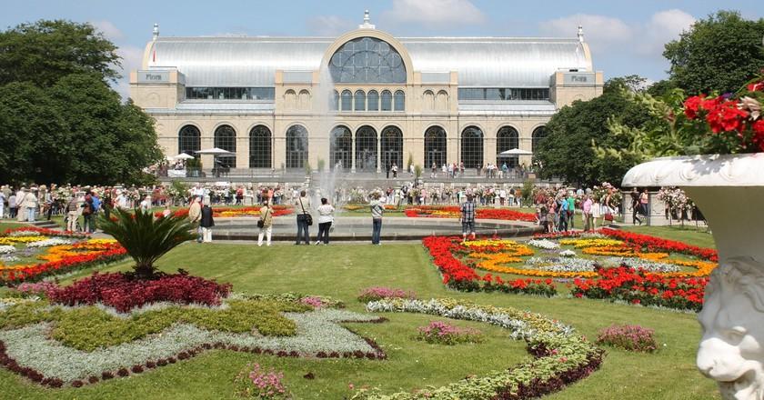 Botanical gardens Cologne |© boo_ist_online/Pixabay