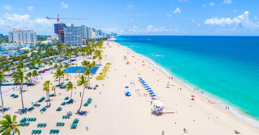 Fort Lauderdale Beach Miami2you Shutterstock