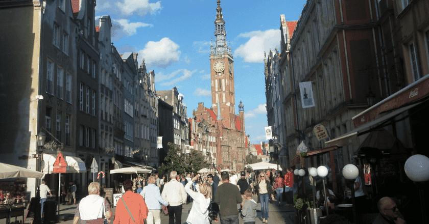 Gdańsk Ratusz   © Northern Irishman in Poland