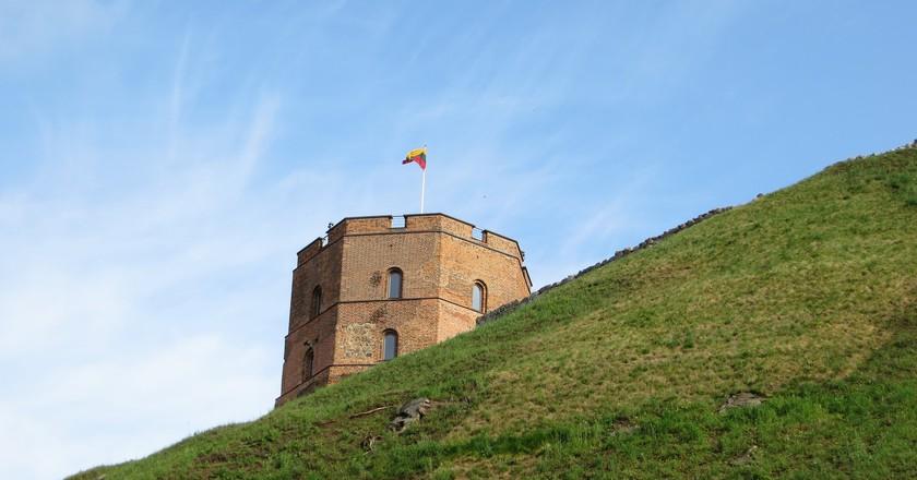 Gediminas castle © Bernt Rostad Follow / Flickr