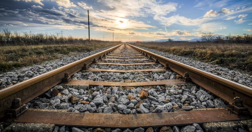 Train tracks | © Martin Winkler/Pixabay