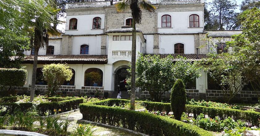 Hacienda La Cienega, Ecuador | © Arabsalam / Wikicommons