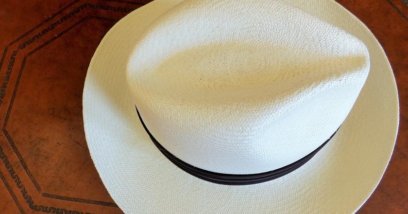 Panama Hat ©NatashaG/Pixabay
