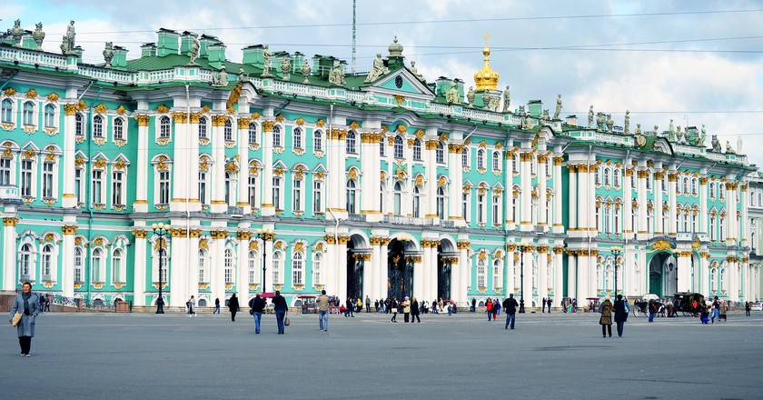 a tour of the hermitage in 20 artworks