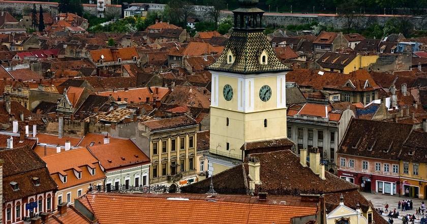 Brasov City Council Tower I © Horia Varlan / Flickr