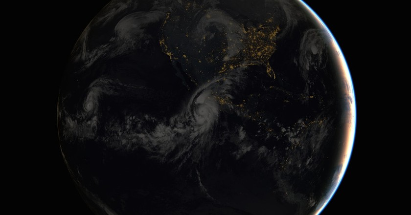 Hurricane Patricia | © NASA Goddard Flight Center / Flickr
