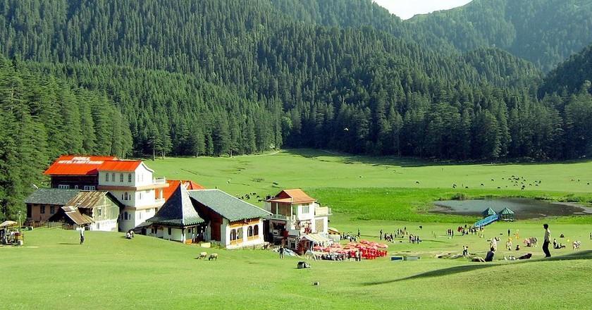 Khajjiar | © SriniG / WikiCommons