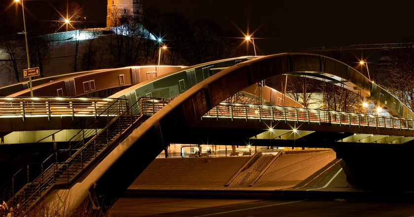 King Mindaugas bridge   © Eugenijus Radlinskas/Flickr