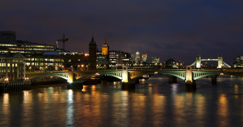 London Bridge | © Peter Pearson/Flickr