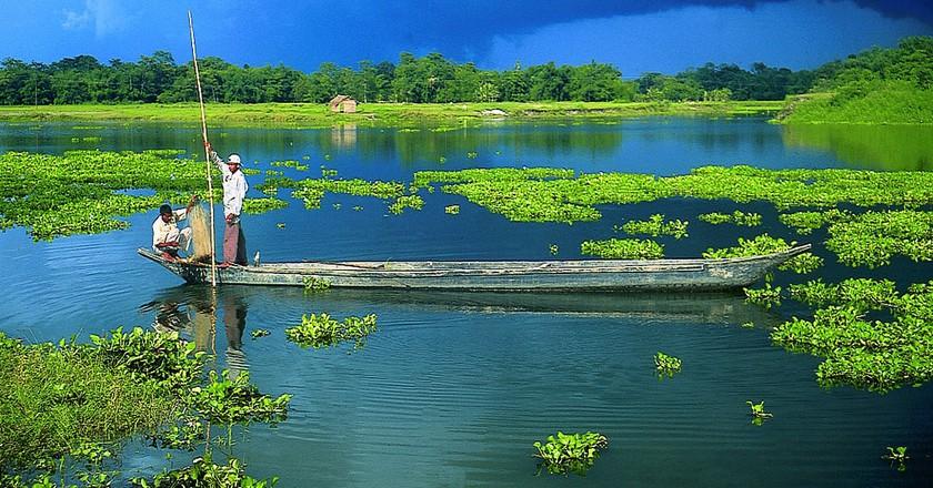 Majuli Island   © Kalai Sukanta / Wikimedia Commons