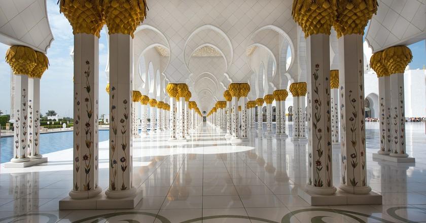 Sheikh Zayed Grand Mosque | © jpeter2/Pixabay