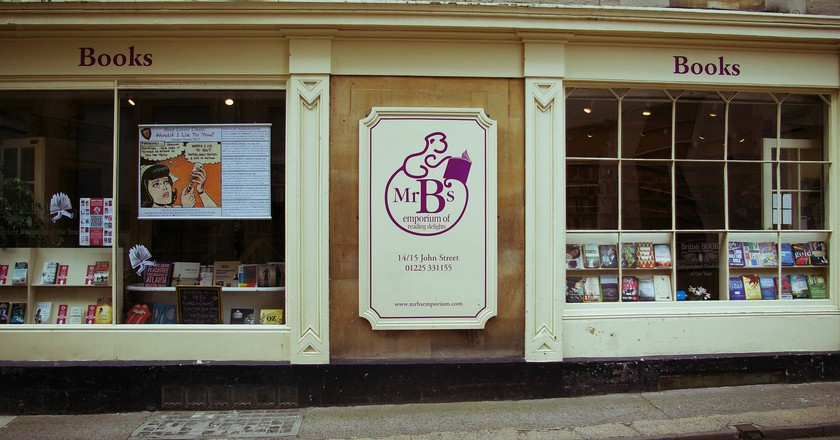 Mr B's Emporium of Reading Delights | © Amelia Wells/Flickr
