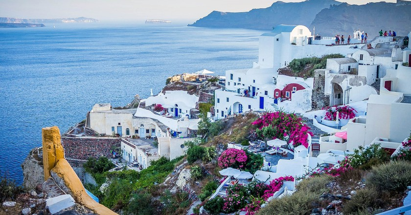 Greece - the worst place in the world for expat living; Mariamichelle/pixabay
